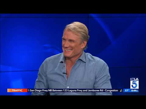 """Dolph Lundgren Reprises his """"Rocky"""" Role in """"Creed 2"""""""