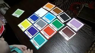 Учим цвета на Английском языке