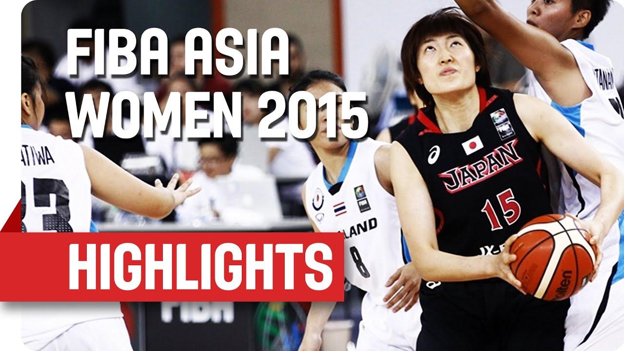 Thailand v Japan - Game Highlights - Group A