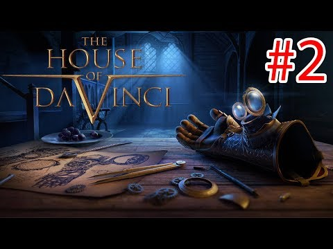 The House Of Da Vinci - Walkthrough Gameplay ( iOS / Android / STEAM )- PART 2