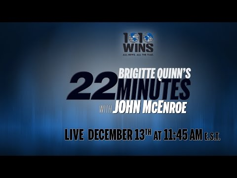 22 Minutes with John McEnroe