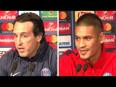 Unai Emery & Alphonse Areola Full Pre-Match Press Conference - PSG v Celtic - Champions League