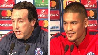 Unai Emery & Alphonse Areola Full Pre-Match Press Conference - PSG v Celtic - Champions League thumbnail