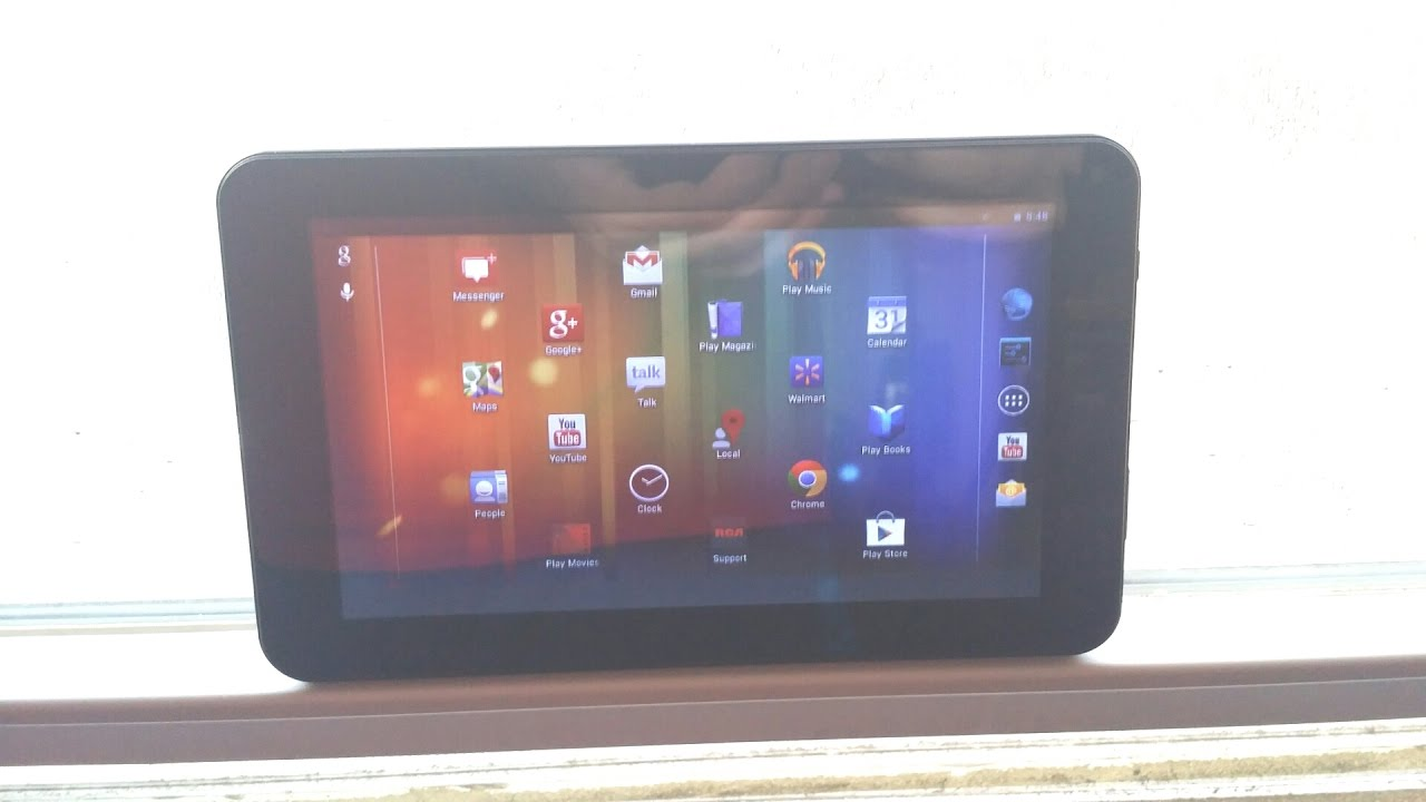 My Walmart RCA 7 Tablet Update: After 3 Years!