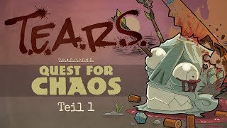 Pen and Paper: T.E.A.R.S. PUNK | Teil 1 des Abenteuers Quest for Chaos der Wrestler in der Endzeit