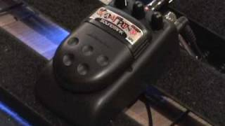Ibanez Sound Tank SP5 Slam Punk guitar effects demo
