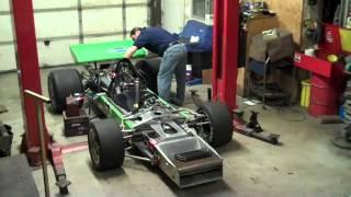 Add Vintage Motors Race Car Restoration Formula 5000 F5000 1969 Lola T190 / Video 5