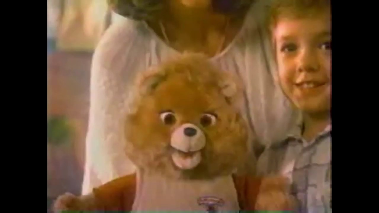Teddy Ruxpin Commercial Compilation