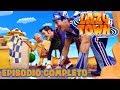 Lazy Town en Español   Día Deportivo   Dibujos Animados en Español