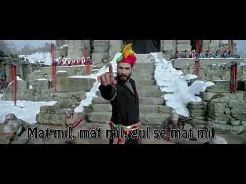 Haider Bismil Song with lyrics mpeg