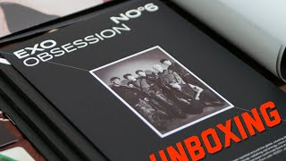 Baixar UNBOXING EXO THE 6TH ALBUM OBSESSION (OBSESSION VER.)
