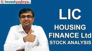 LIC Housing Finance Ltd - Stock Analysis | Company Overview