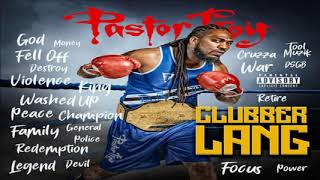 Gambar cover Pastor Troy - Holding Your Nuts On Me (Clubber Lang)