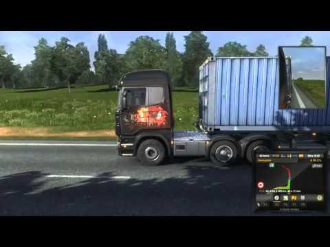 {Balkan Driver}: Euro truck Simulator 2 : Road to Marmaraereglisi (TUR) Part 1