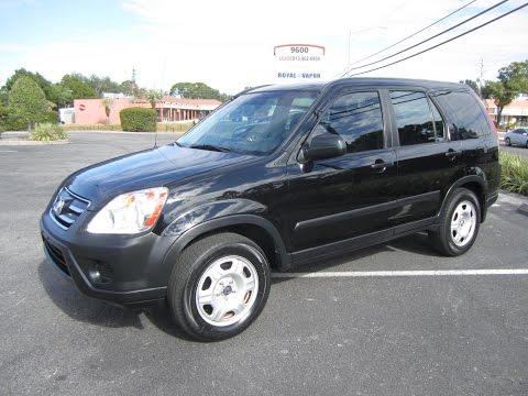 SOLD 2006 Honda CR-V LX Meticulous Motors Inc Florida For Sale