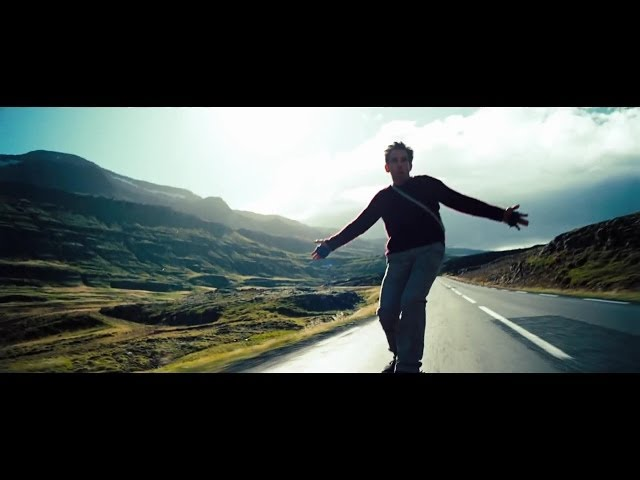 The Secret Life of Walter Mitty - Official Trailer #3