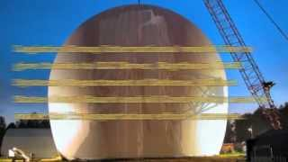 International X-Band Radome Transportation Project - U.S. Missile Defense Radar System