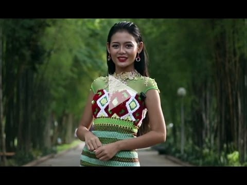 Miss Earth Myanmar 2016 Eco Beauty Video