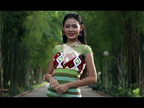 Miss Earth Myanmar 2016 Eco Beauty Video