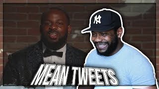 Mean Tweets - NFL Edition #3 Reaction