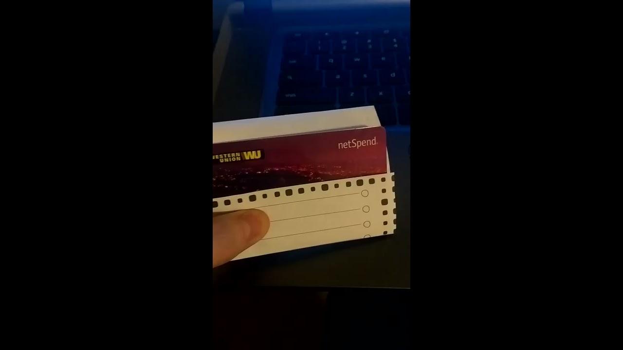 Log in to your profile. 2018 💳 WESTERN UNION CUSTOMERS! 💳 WU Debit Card 2018 - YouTube