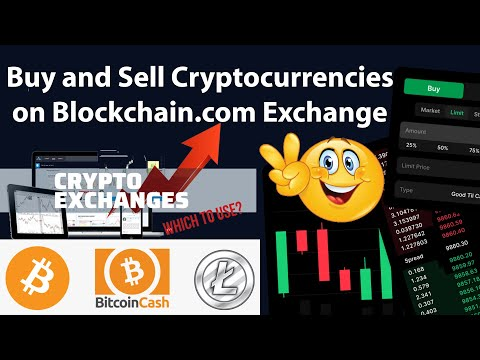 Buy and sell cryptocurrencies on Blockchain.com Exchange | Bitcoin