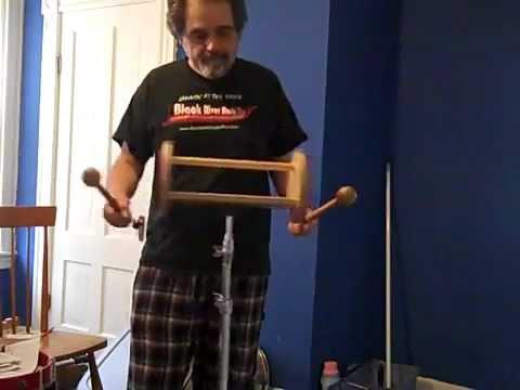 ProLogix Marching Bass Drumming