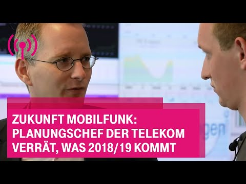 Social Media Post: Zukunft Mobilfunk: Planungschef der Telekom verrät, was 2018/19 kommt
