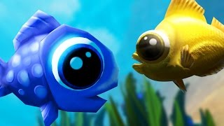 BEST FISH FRIENDS - Feed and Grow Fish ONLINE MULTIPLAYER - Part 16   Pungence
