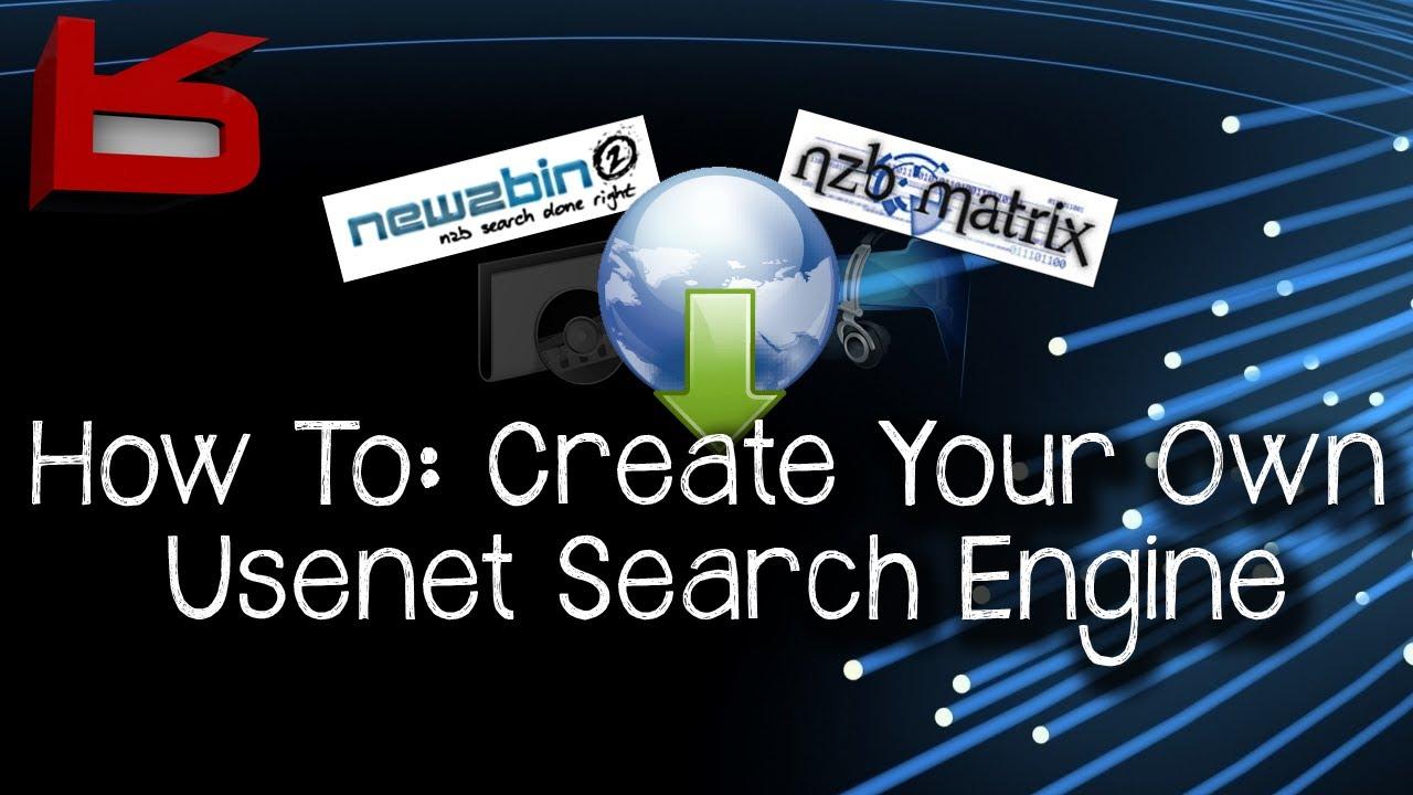 How To: Create A Personal NZBMatrix Alternative