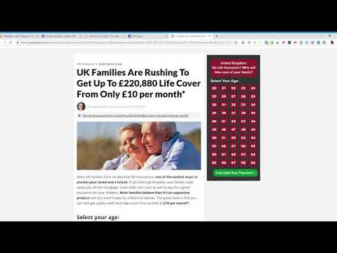 How To See Active Life Insurance Facebook Ads Youtube