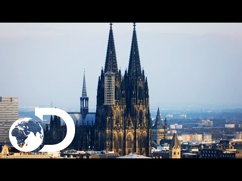How Cologne Cathedral