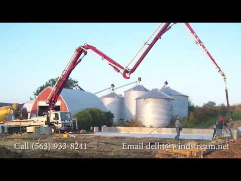 Timmerman Concrete Construction, Strawberry Point, IA 2017