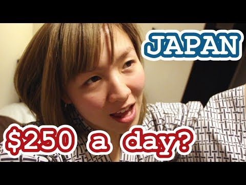 A day in my working life in Japan | I get paid $250 a day!