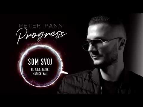 Peter Pann - SOM SVOJ (ft. P.A.T., Pater, Marock, Kali)