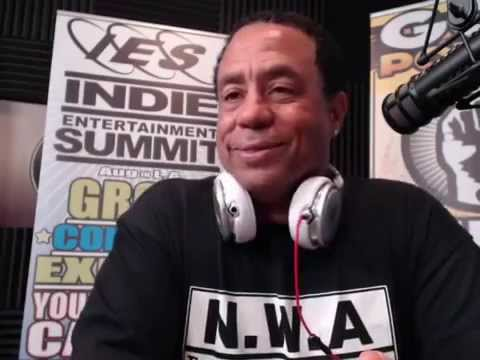 IES:THE ROAD TO HOLLYWOOD-NWA's DJ YELLA