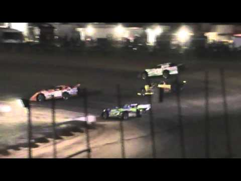 Spoon River Speedway Summer Nationals Late Model C-Main 06-19-12