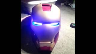 Iron Man Helmet with Arduino Jarvis