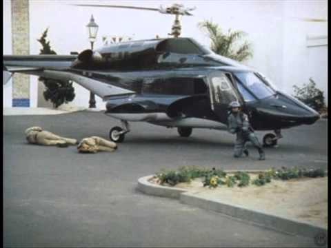 Airwolf - Sylvester Levay (1984)