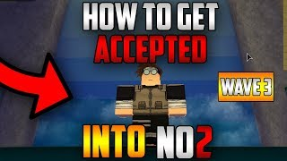 HOW TO GET ACCEPTED INTO NO2 WAVE 3 | RECOMMENDATIONS | NARUTO SHIPPUDEN ONLINE 2 RETURNS