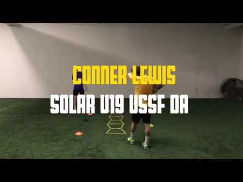 Interview with Conner Lewis (Solar U19 USSF DA)