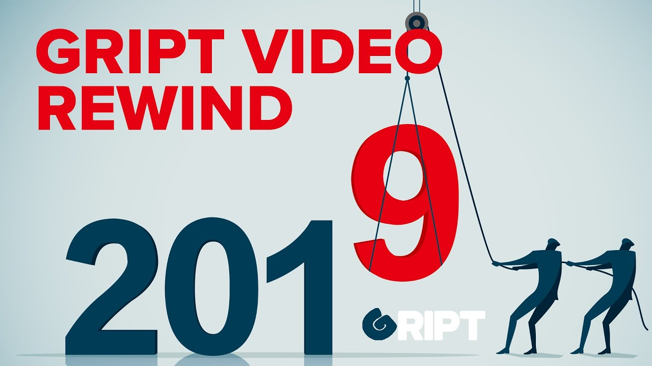 Gript's News & Comment video reporting began 12 months ago & reach has surpassed all ex
