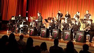 Happy - Arlington Jazz Machine