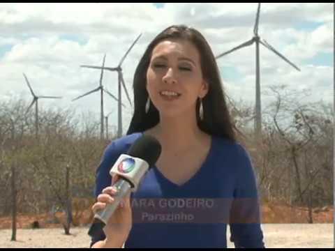 TV MAIS RN  1 - Energia Eólica