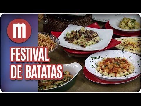 Festival de batatas - Mulheres (24/07/17)