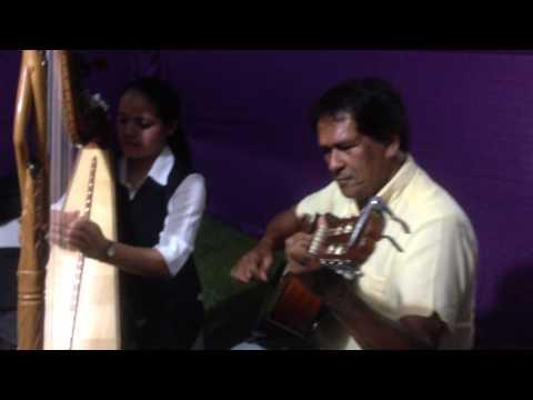 Harpa paraguaia , tivemos o prazer de escutar em show que fizemos no paraguay