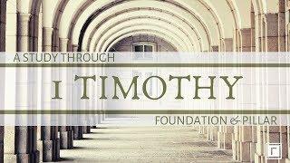 1 Timothy 6:1-21 (Part 1 verses 1-2)