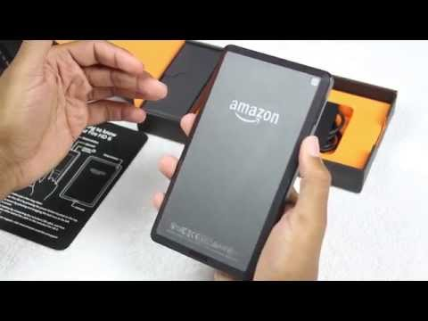 "Fire HD 6 Unboxing (NEW 6"" Amazon Kindle Tablet)​​​ 