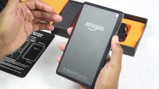 """Fire HD 6 Unboxing (NEW 6"""" Amazon Kindle Tablet) 