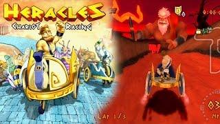 Heracles Chariot Racing ... (PS2)